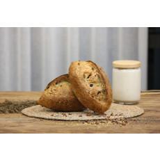 쌀깜빠뉴 3종 (비건빵)